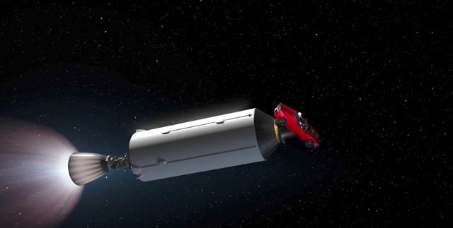 スペースX、ファルコン・ヘビーの打ち上げに成功、印象的な瞬間を振り返る