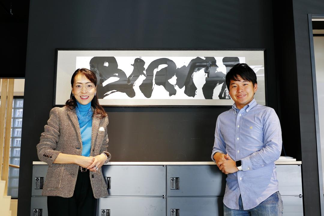 森本さんと西村さん