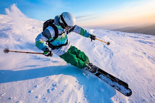 スキーのイメージ