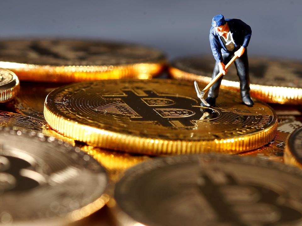 仮想通貨マイニングは驚くほど簡単