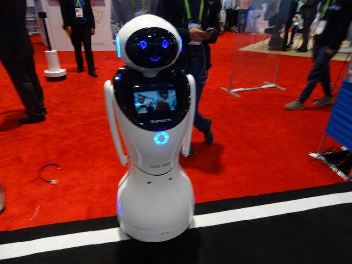 ペッパー風ロボット