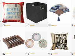 アマゾンはこうした10ドル以下の商品を販売している。