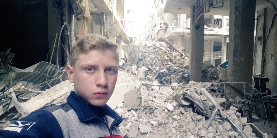 手遅れになる前に助けて」シリア・東グータの少年がツイッターで現地 ...