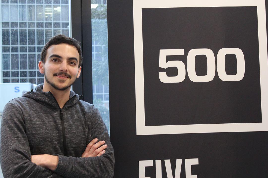 James Riney, 500 Startups Japan