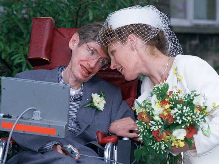 Stephen William Hawking, 1942-2018