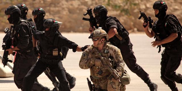 何でもある! 世界各国の特殊部隊が訪れるヨルダンの訓練センターを ...