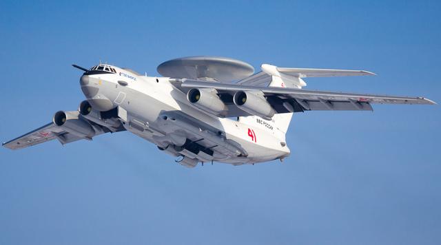 ミサイル迎撃は成功したのか? ロシアの早期警戒管制機A-50Uとは ...