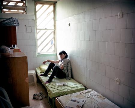 ネベ・ティルザ刑務所は、イスラエル唯一の女性刑務所。