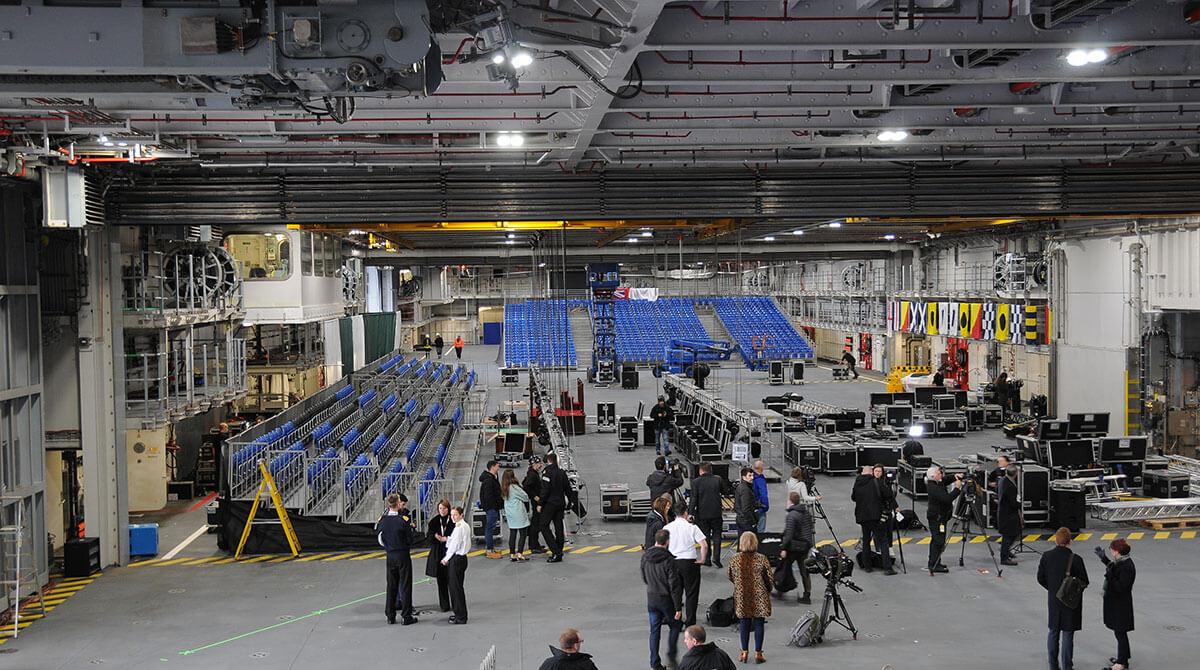 クイーン・エリザベス、イギリス海軍の最新&最強空母に乗ってみたおすすめ記事Trendingあわせて読みたいRankingEditors' PicksLive life momentSponsored Contents