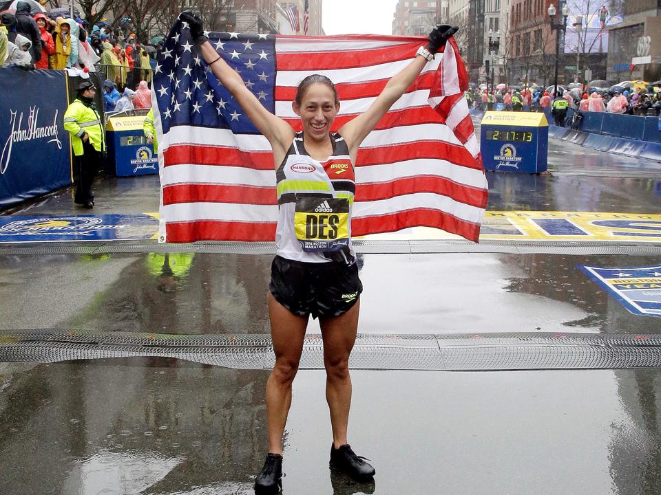 4d5a45f842 ボストン・マラソンを制したアスリートが教える、マラソンを完走するため ...