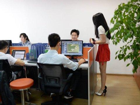 身長158センチ以上の女性を採用する中国のスタートアップ、その理由は?