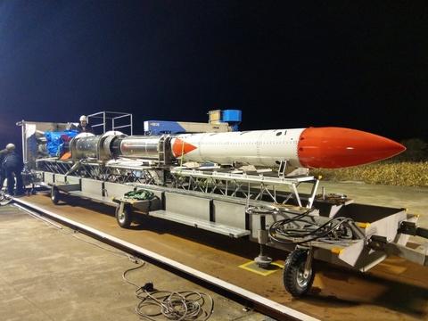 ホリエモンロケットMOMO2