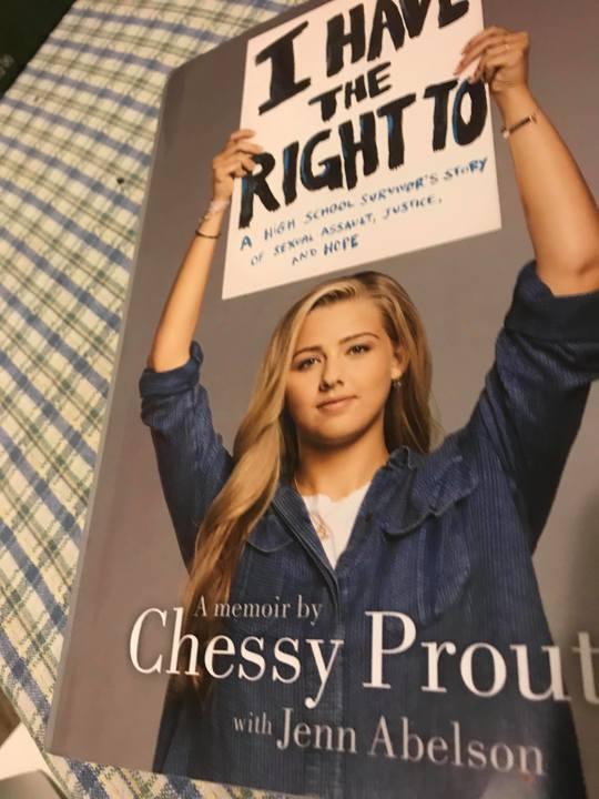 チェシーの本