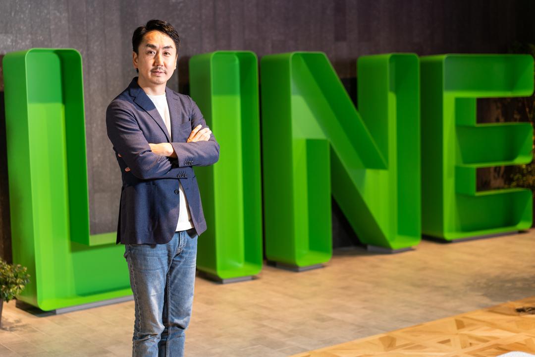 LINE・出澤剛CEO