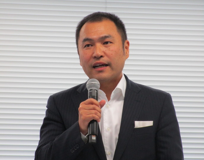 Airbnbの田邉代表取締役