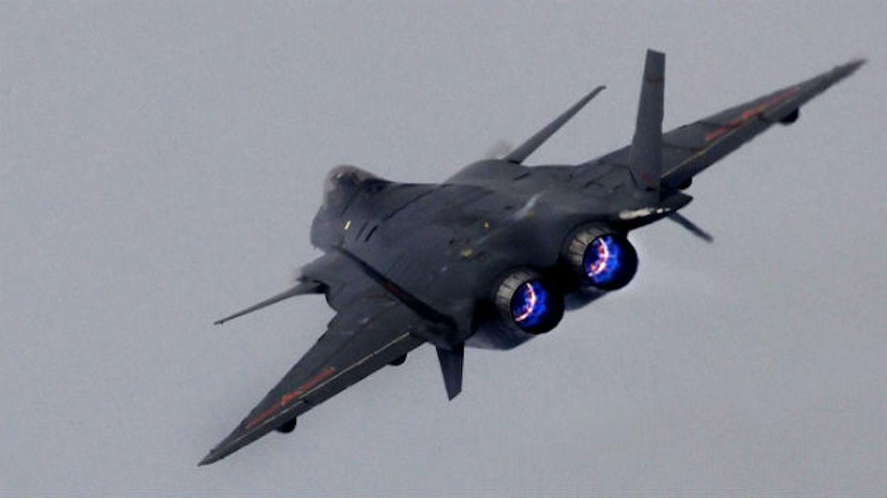 中国のJ-20