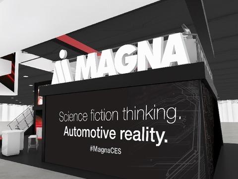 マグナは自動車部品大手であり、自動車の受託製造も手がけている。