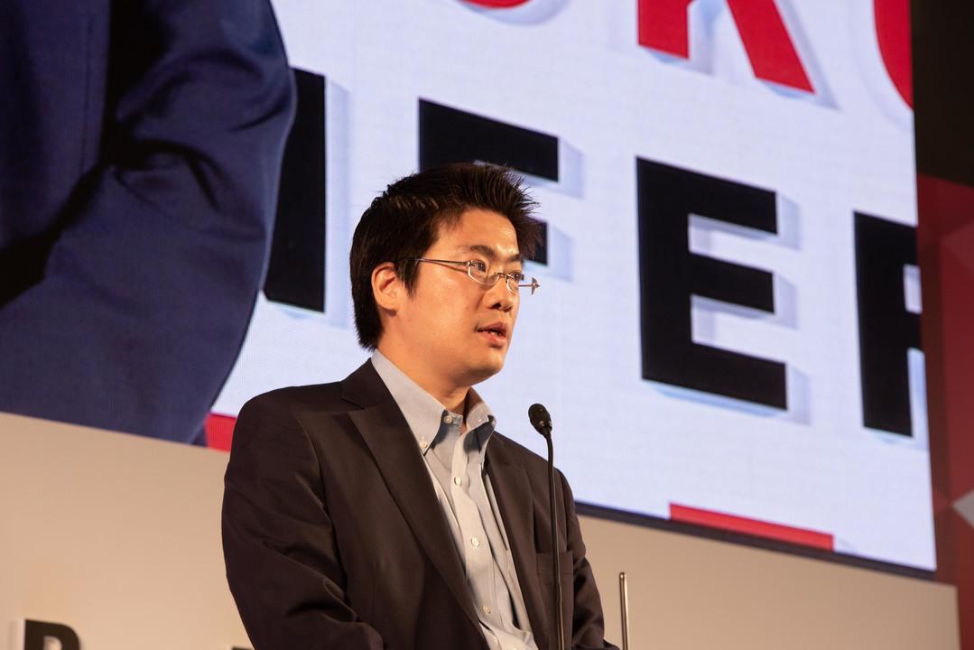 経済産業省の松田洋平・情報経済課長