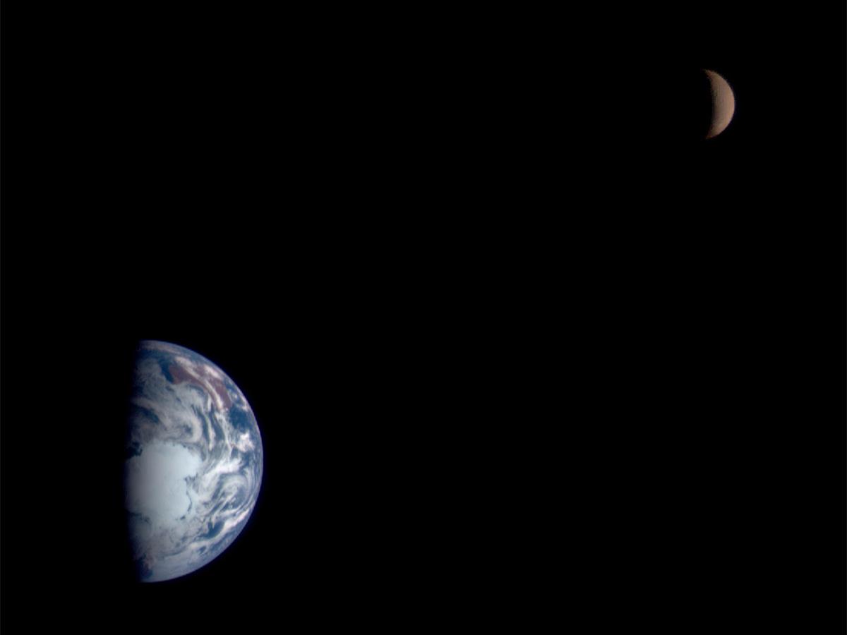月面着陸から49年、地球と月、素晴らしい画像27枚Popularあわせて読みたいPopularSponsored Contents