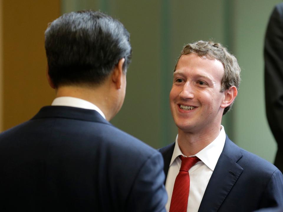 フェイスブック、中国に子会社を設立