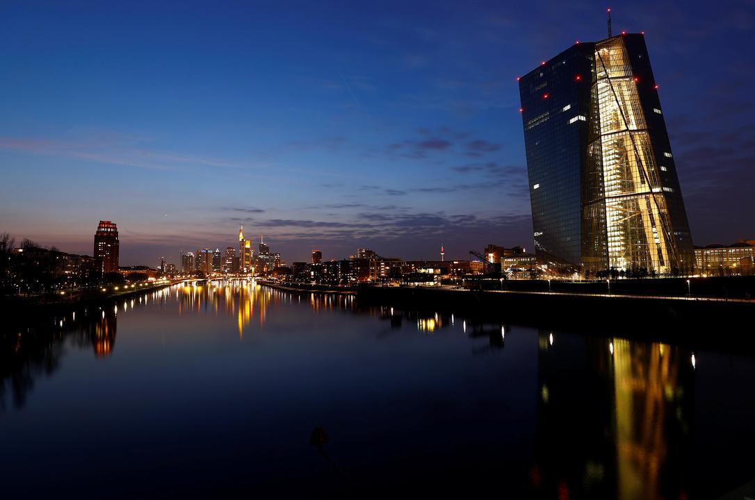 ECB(欧州中央銀行)本部