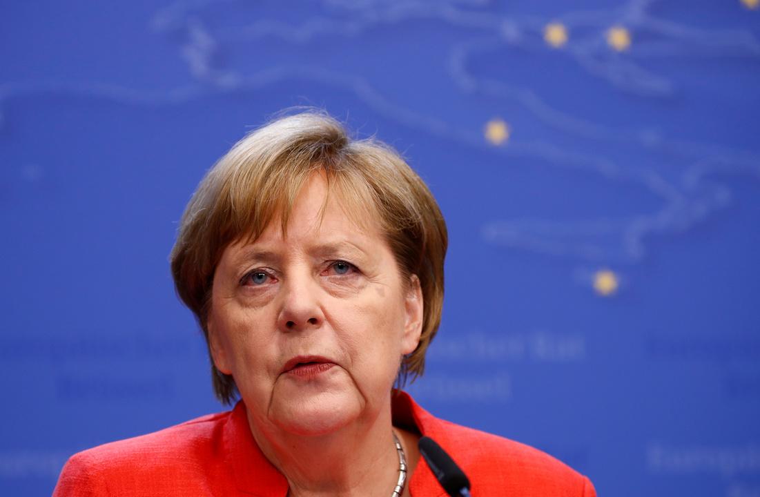 ドイツ・メルケル首相
