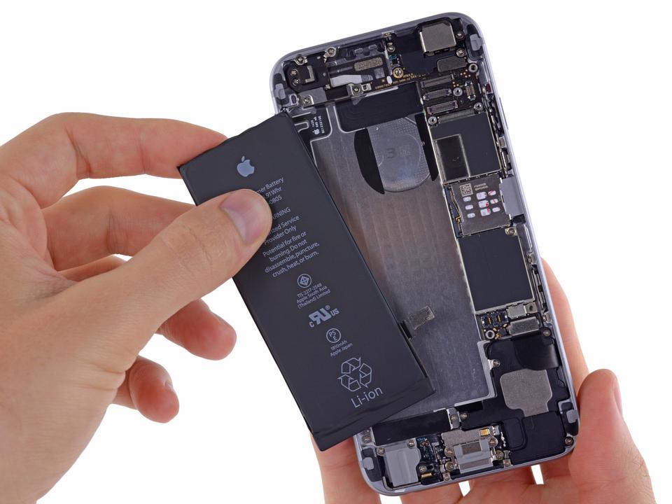 「iphone バッテリー」の画像検索結果