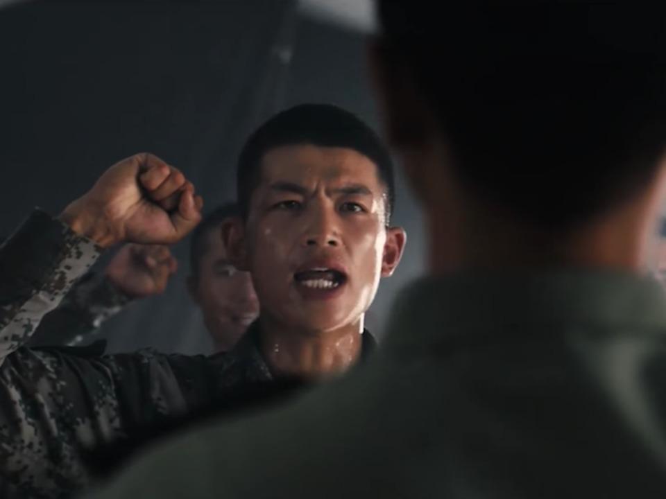 中国人民解放軍のPR動画