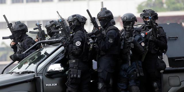 インドネシア警察