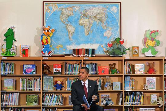 オバマ前大統領