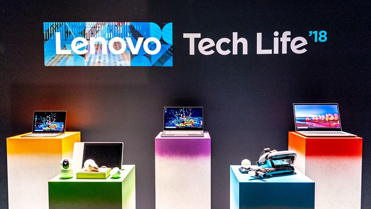 Lenovo Tech Life '18