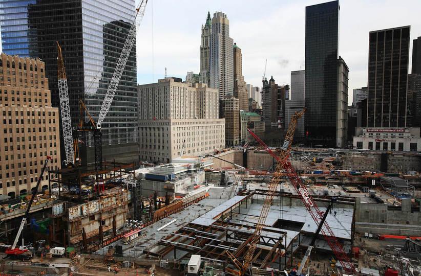 同時多発テロ:瓦礫からの再建