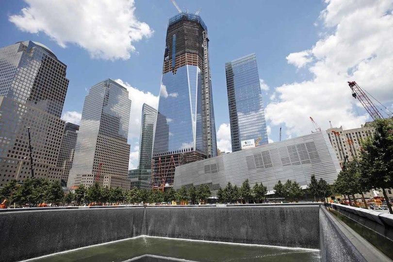 同時多発テロ:9.11記念碑・博物館とワンワールドトレードセンター