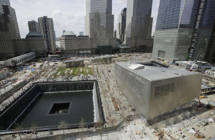 同時多発テロ:9.11記念碑・博物館