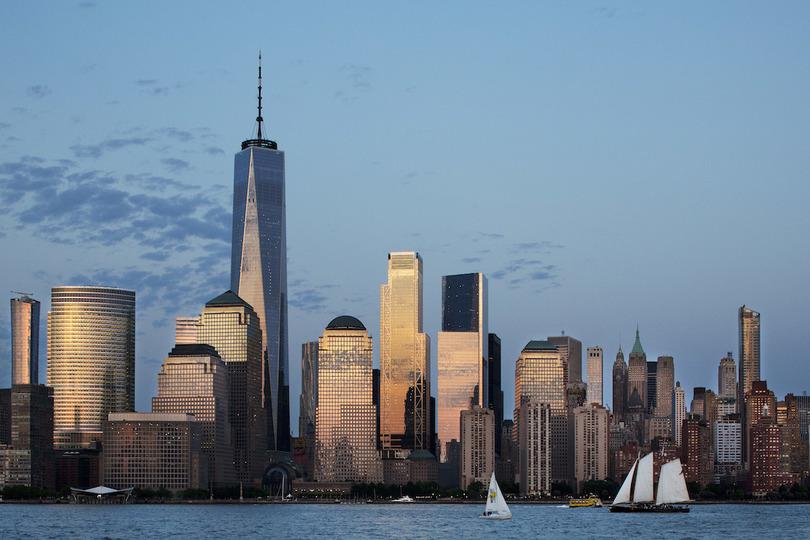 同時多発テロ:マンションの摩天楼