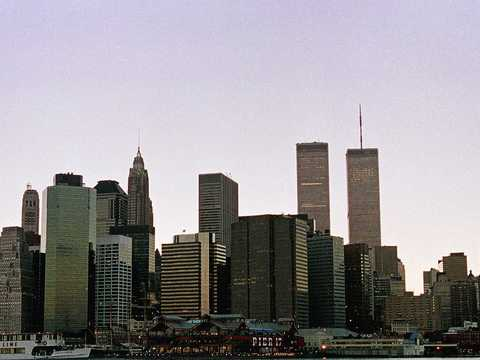 19年前の9月11日、何が起きたのか ── 写真で振り返る | Business ...