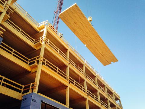日本にも来るか、木造高層ビルが北米でブームに | Business Insider Japan