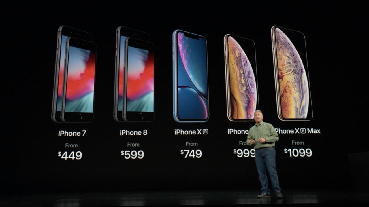 比較表で見る、新型「iPhone XS」「...