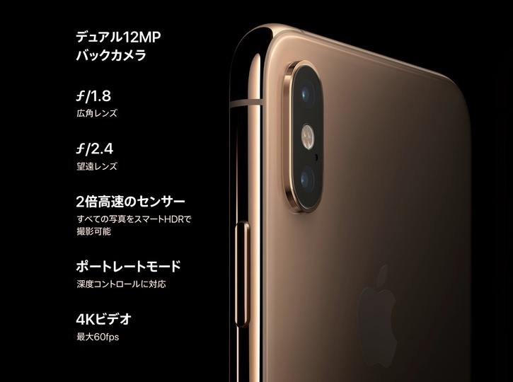 10万円超の価値は iphone xs max 最速実機レビュー カメラ機能の凄