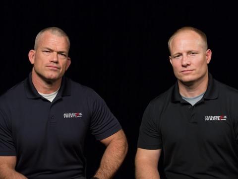 エシュロン・フロントの共同創業者、ジョッコ・ウィリンク氏とリーフ・バビン氏