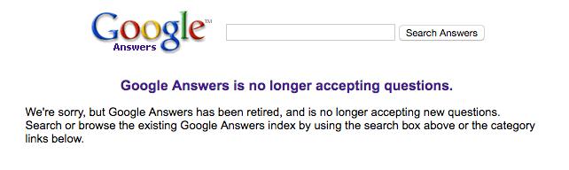 「Google+」だけじゃない! これまでに終了したグーグルの17の ...