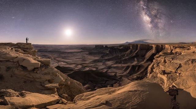 天体写真コンテスト「Insight Astronomy Photographer of the Year」の2018年優勝者の写真。