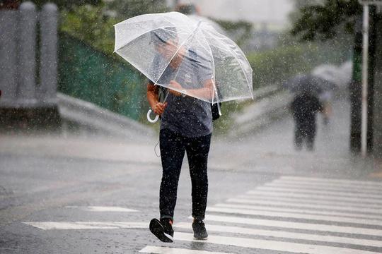 豪雨 浸水