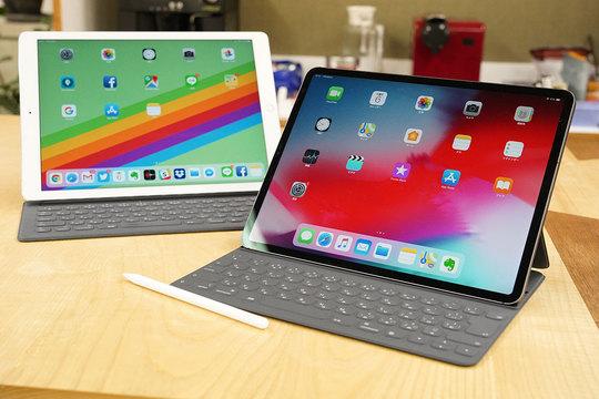 iPad Pro 12.9インチモデル比較