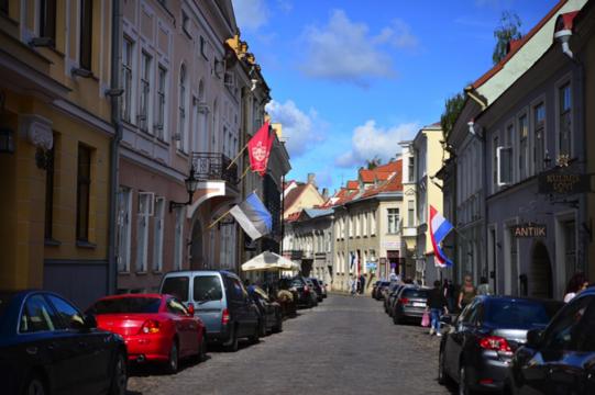 エストニア風景2