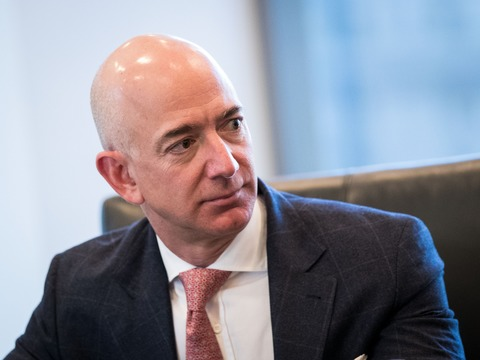いつかアマゾンは潰れる」ジェフ・ベゾス、アマゾンに未来に驚きの発言 ...