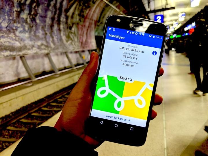 世界初のMaaSアプリ、2019年に日本上陸か。スマホ一つで全ての移動手段を