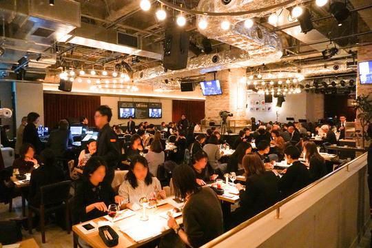 「LDH kitchen THE TOKYO HANEDA」