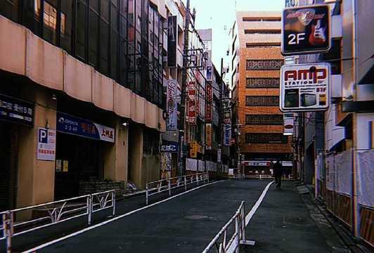 渋谷・桜丘