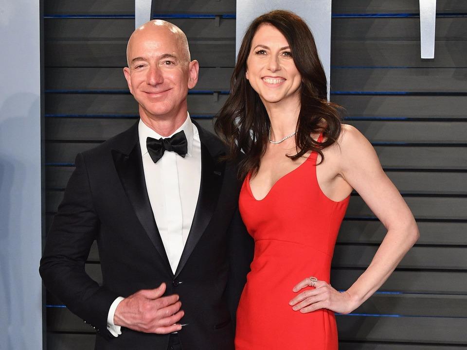 アマゾンCEO、ジェフ・ベゾス氏離婚へ | BUSINESS INSIDER JAPAN